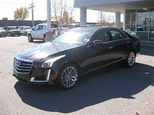 2015 Cadillac CTS 2.0L |AWD |Leather |Sunroof |NAV