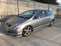 2004 Honda Civic sport 1.6