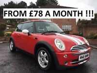 2005 MINI ONE 1.6 ** FINANCE AVAILABLE ** ALL CARDS ACCEPTED