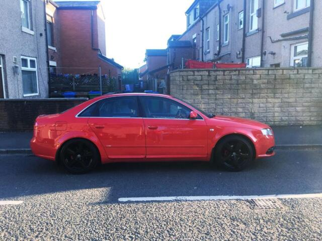 Audi A4 1 6 Petrol S-Line Rare B7 Running Spares Repairs | in Rochdale,  Manchester | Gumtree