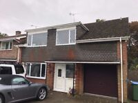 Detached 4 Bedroom House To Let