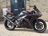 A beautiful R6 with only 14135 miles.