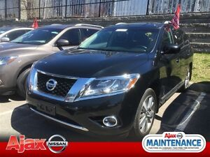 2013 Nissan Pathfinder Platinum*One Owner*Accident Free
