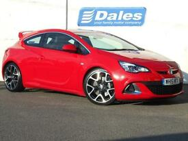 Vauxhall Astra GTC 2.0T 16V VXR 3Dr Coupe (Aero Pack) (red) 2015