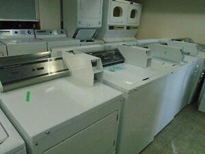 REPARATION LAVEUSES & SECHEUSES PAYANTE/REPAIR COIN OPERATED WASHER & DRYERS