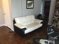 Leather Couch Set for sale!