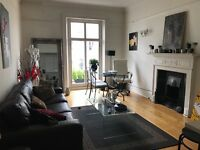 Short Term Letting. Double room in stunning flat in South Kensington