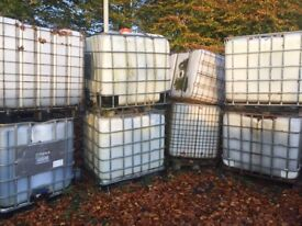 IBC 1000ltr Container