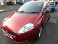 2006 Fiat Punto 1.2 Active full MOT