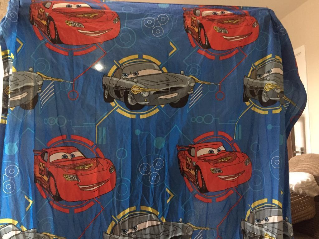 Cars curtains