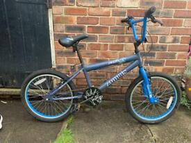 """Apocalypse Zombie BMX bike 20"""" wheels"""