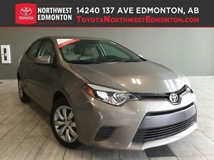 2015 Toyota Corolla LE | Heat Seats | Backup Cam | Bluetooth