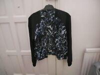 Cool Spring/Autumn Jacket, Thunderstorm Design