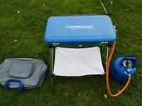 Campingaz Vario Chef Camping Stove and Gas