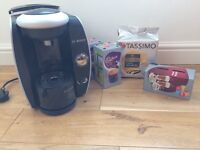 Bosch coffee machine for sale. Only used once as was given as a gift, perfect condition.