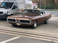 🇺🇸 😎 AMERICAN MUSCLE CAR - 1972 PLYMOUTH FURY - CLASSIC CAR