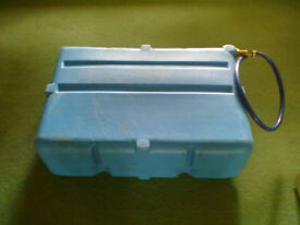 Water Tank (Fiamma) For Grey Water Suitable For Live-In Vehicle, Campervan Or Motorhome