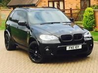 2013 BMW X5 4.0D XDRIVE REPLICA HUGE SPEC £17k EXTRAS FROM FACTORY MUST SEE LOOKS £25K DRIVES LOVELY
