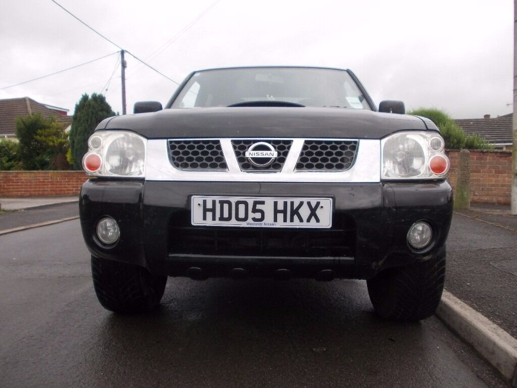 Nissan navara sport 2005 double cab pickup mot end july 2017 good nissan navara sport 2005 double cab pickup mot end july 2017 good reliable work vehicle vanachro Image collections