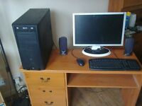 MSI WORKSTATION COMPUTER SYSTEM [LOT 4]