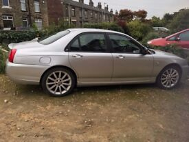 MG ZT 190+ good cond however requires a g/box 2 owners 78K miles