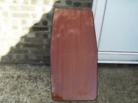 60's coffee table with laminate top