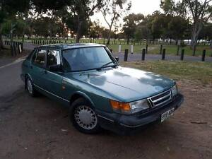 1990 Classic SAAB 900 Turbo (Full Boost)/Swap for a Motorcycle Richmond West Torrens Area Preview
