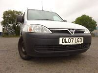 07 VAUXHALL COMBO 1.7 CDTI DIESEL,MOT JAN 019,PART HISTORY,2 KEYS,3 OWNERS,VERY RELIABLE VAN