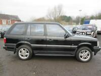 LAND ROVER RANGE ROVER 4.6 HSE 4dr Auto (black) 2000