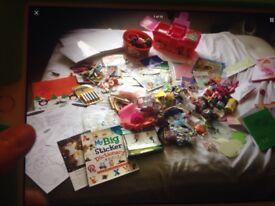 Massive bundle kids craft stuff
