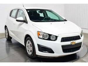 2013 Chevrolet Sonic HATCH