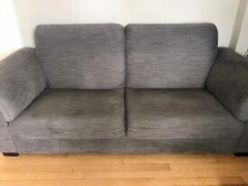 Ikea Three-Seater Sofa