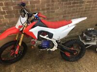 140s pitbike