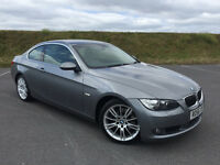 STUNNING LOW MILEAGE BMW 325i SE COUPE 6 SPEED MANUAL WITH FULL BMW SERVICE HISTORY AND NEW MOT!