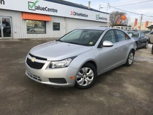 2013 Chevrolet Cruze LT Turbo PST PAID**BLUETOOTH** CRUISE CO...