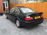 BMW 320i SE Coupe, 2001, immaculate, Genuine 31,000 miles,
