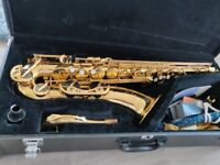 Pre-owned Tenor Saxophone Yamaha YTS 32 with Stand - Excellent Condition