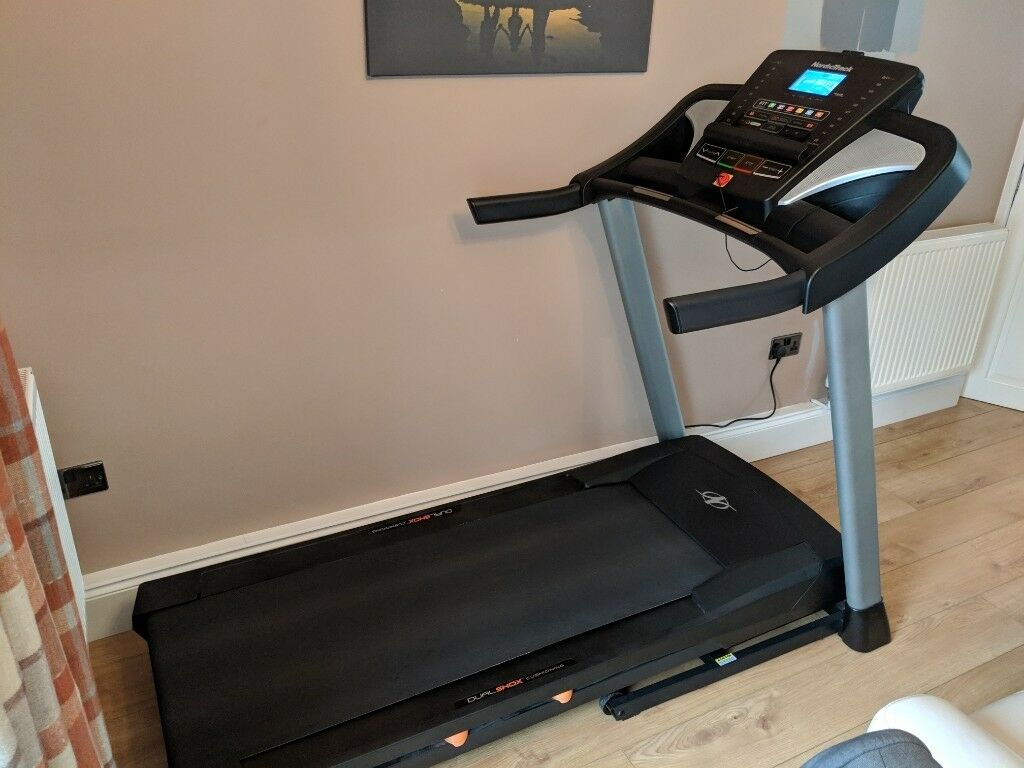 NordicTrack T9 2 Folding Treadmill (iFit Live compatible) | in Nottingham,  Nottinghamshire | Gumtree