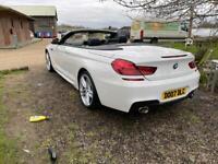 BMW 640d M sport 2012