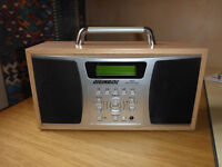 Digihome Digital Radio & power Adapter