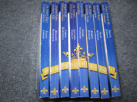 The Royal House of Niroli books - set of 8
