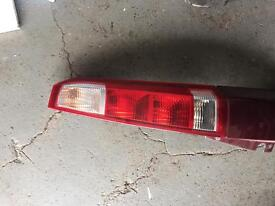 Vauxhall Meriva rear lights pair