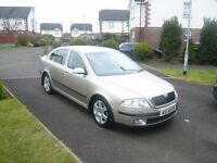 2004 SKODA Octavia Elegence - Great Spec with Heated seats and climate control