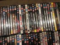100+ DVD's