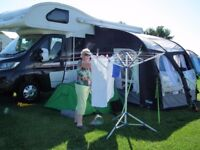 Motorhome For Hire In Hampshire - Available For Holidays