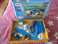 Tomy road rail train set.in box .Bargain price.