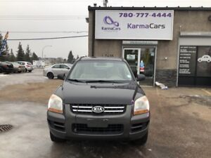 2007 Kia Sportage LX - Ask us about our financing options!