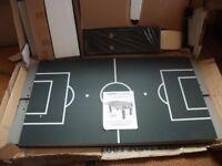 Lunar football table. brand new game