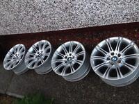 BMW E60 MV2 ALLOYS