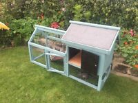 Rabbit or ginnie pig hutch for sale